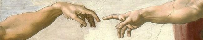 Michelangelo - Sixtine Chapell (detail)