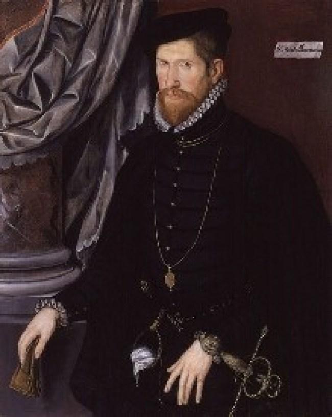 Nicholas Throckmorton 1515-1571