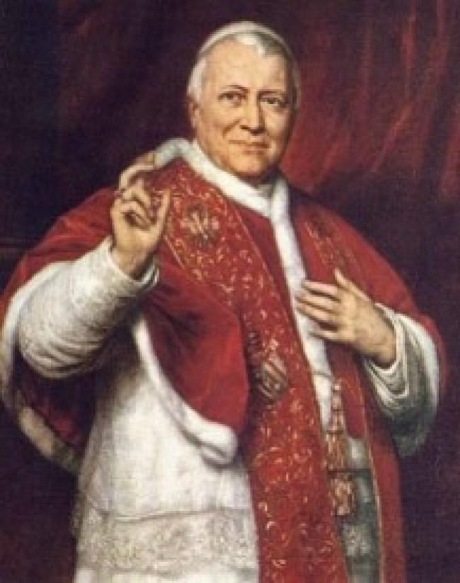Pope Pius IX 1792-1878