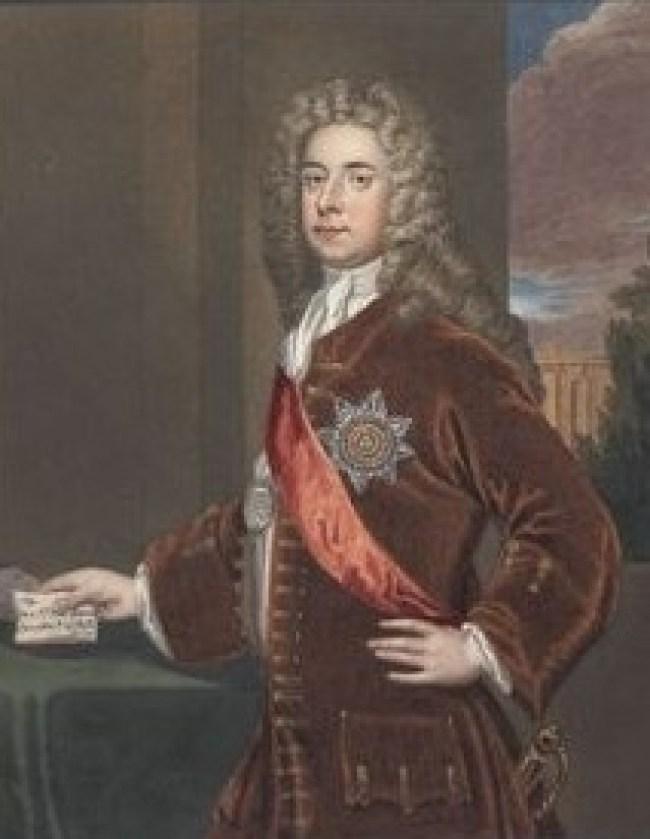 Spencer Compton 1673-1743