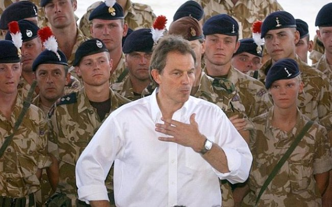 Tony Blair 1953 - ...