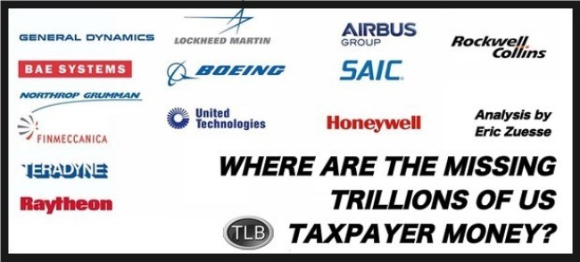 Where are the Missing Trillions of us taxpayer money? (foto europereloaded.com)