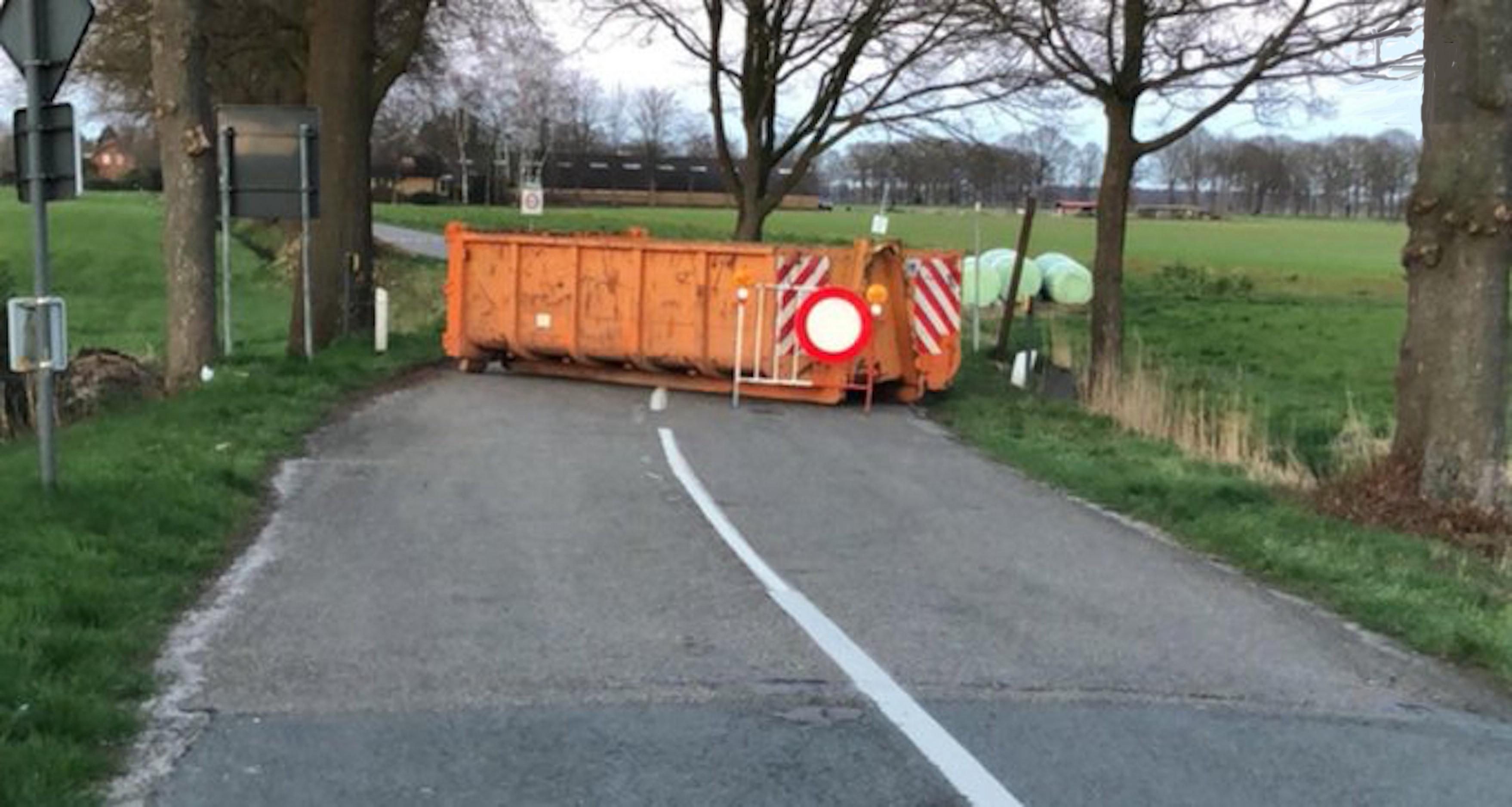 België sluit grenzen met Nederland vanwege het slappe Nederlandse Corona Crises beleid (foto Twitter)