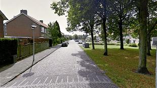 Gerrit Kasteinstraat, Leiden, 2015 (foto Google Maps)