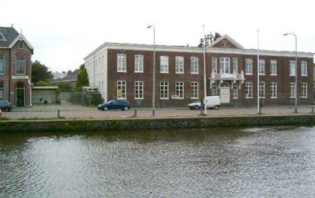 Stadhuis Den Helder aan de Kerkgracht (2) (foto Den Helder aan Zee)