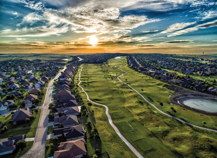 Sunrise over the Ranch by D. Simmonds and Randy Hatcher