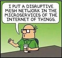Dilbert IoT