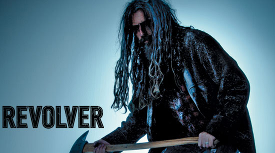 Rob Zombie interviewed by Revolver Magazine