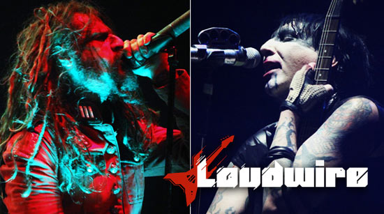Rob Zombie Marilyn Manson Loudwire