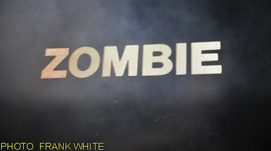 Rob Zombie photos by Frank White from Powerline