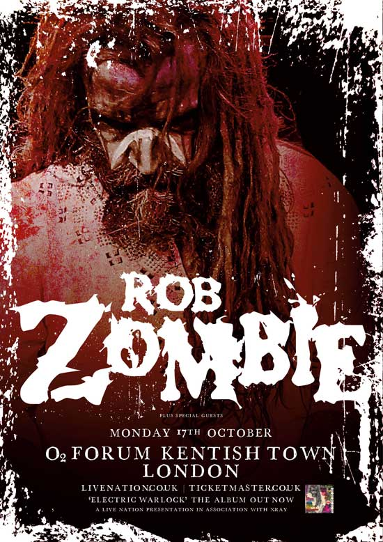 Rob Zombie Tickets, Tour Dates 2017 & Concerts – Songkick