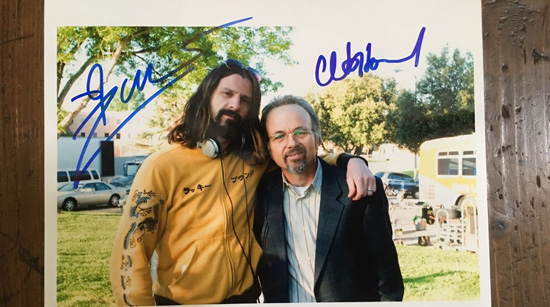 Rob Zombie Clint Howard