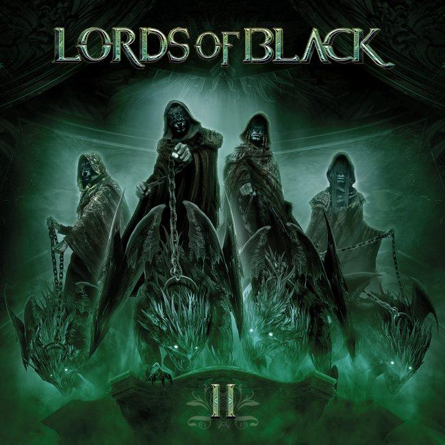 LORDS OF BLACK – II (2016)