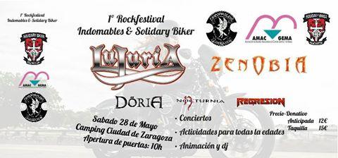 Festival benéfico contra el cáncer de mama
