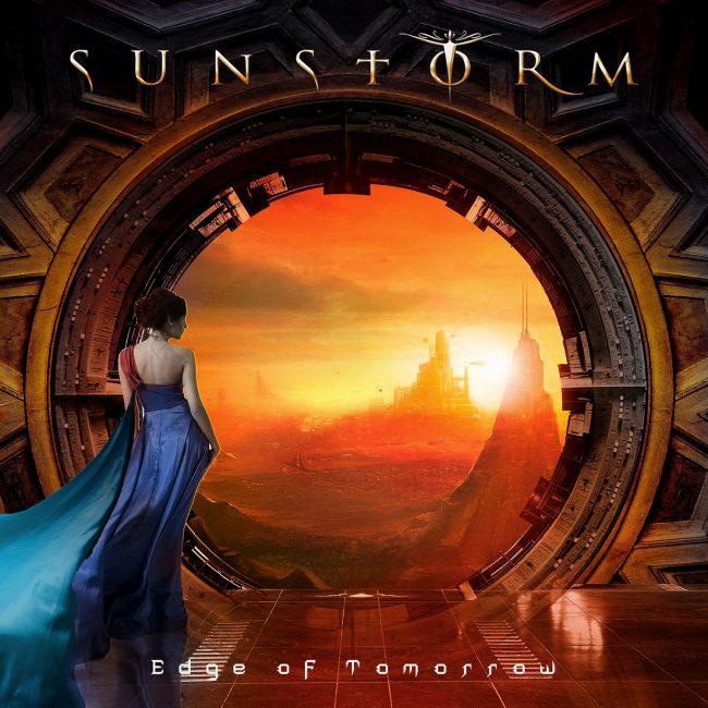 SUNSTORM - Edge of tomorrow (2016)