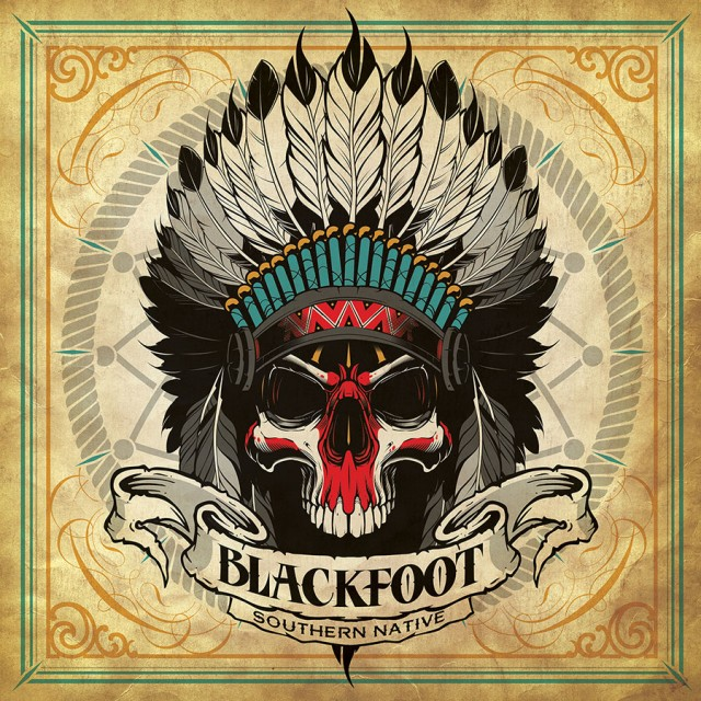 BLACKFOOT – Southern Native (2016)