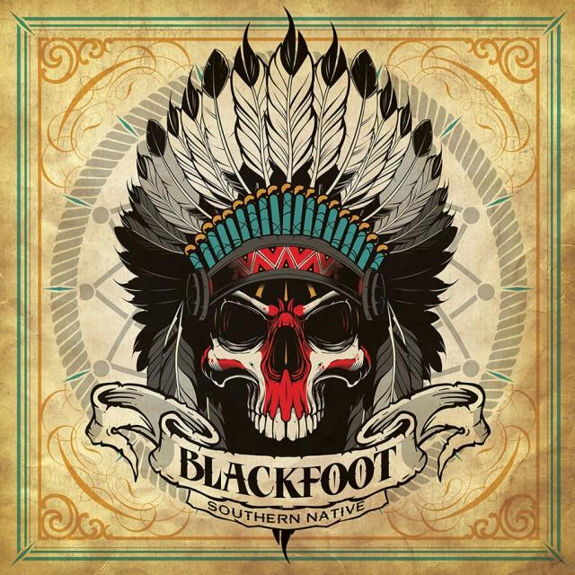BLACKFOOT – Southern Native (2016)