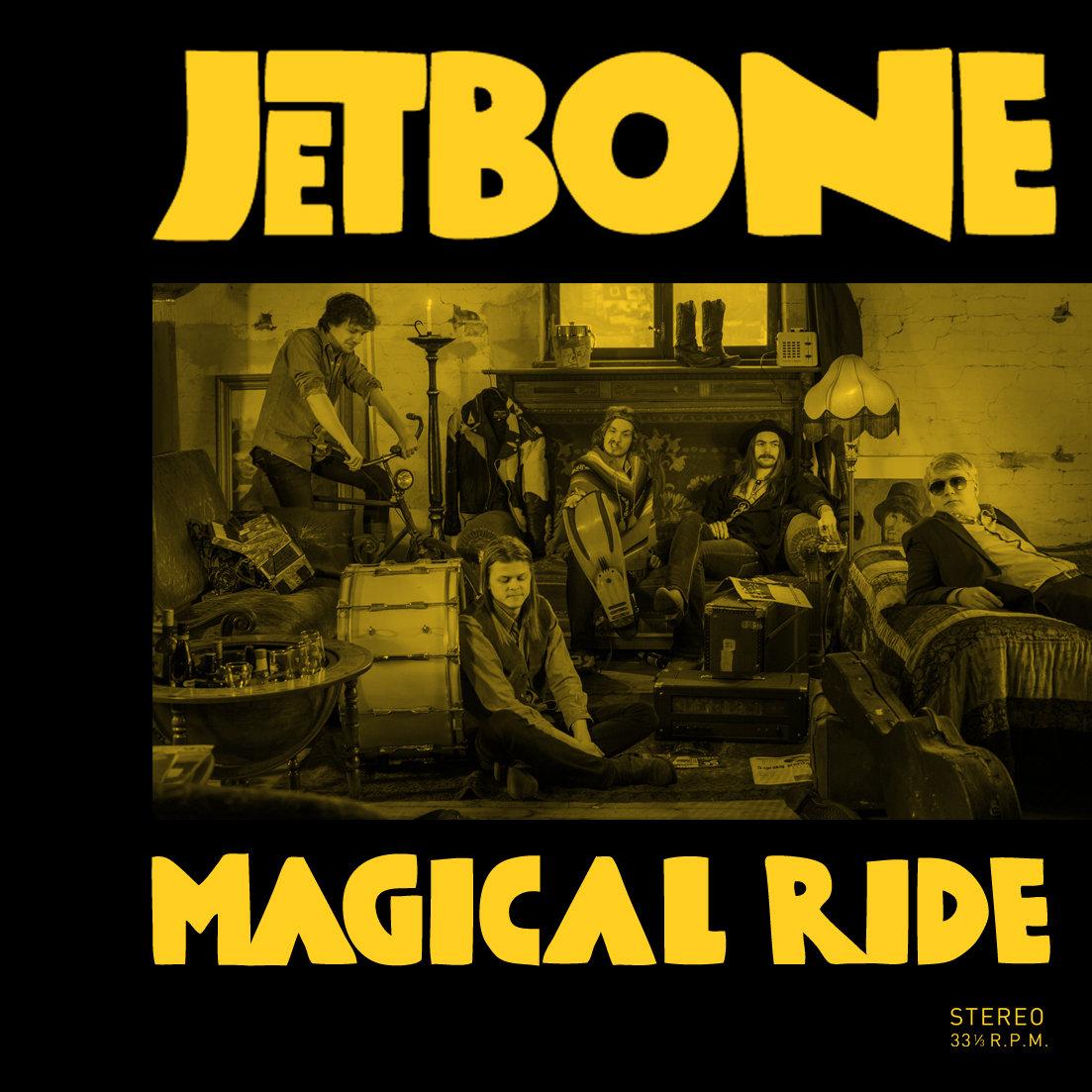 JETBONE – Magical Ride (2016)