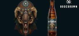 Bodebrown lança nova versão do rótulo colaborativo 'Atomga'