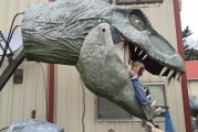 'Dinosaur Kingdom 2' could open this summer