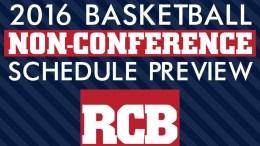 2016 Kansas Basketball Non-Conference Schedule Preview