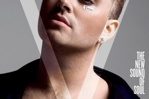 SAM SMITH PARA V  MAGAZINE