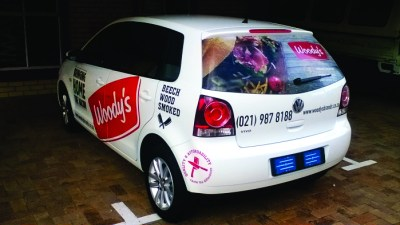 Car Decals - Woodys Brands