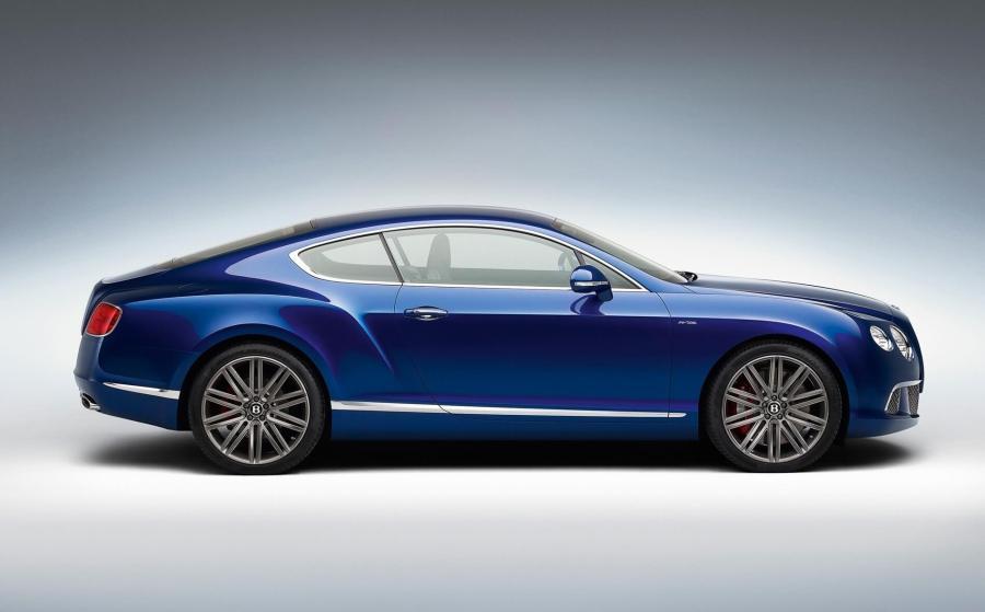 New Vehicles Bentley