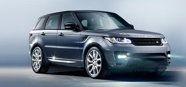 4x4 Range Rover