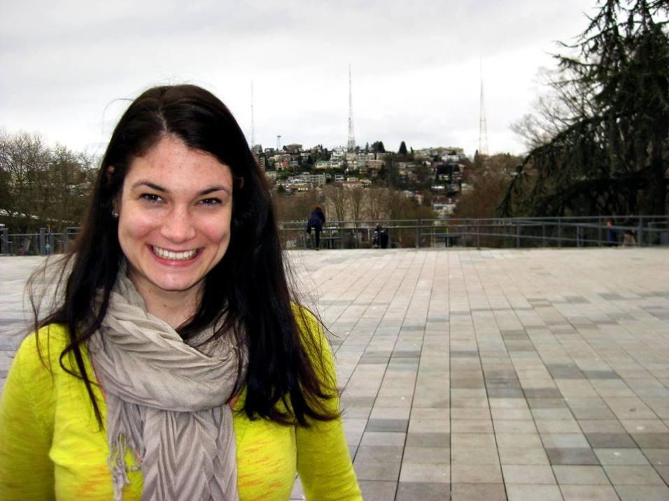 Tiffany Jebson, hydrogeologist