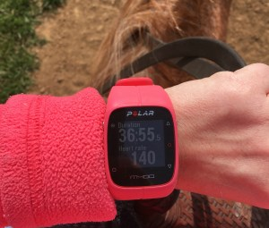 fitness in the saddle