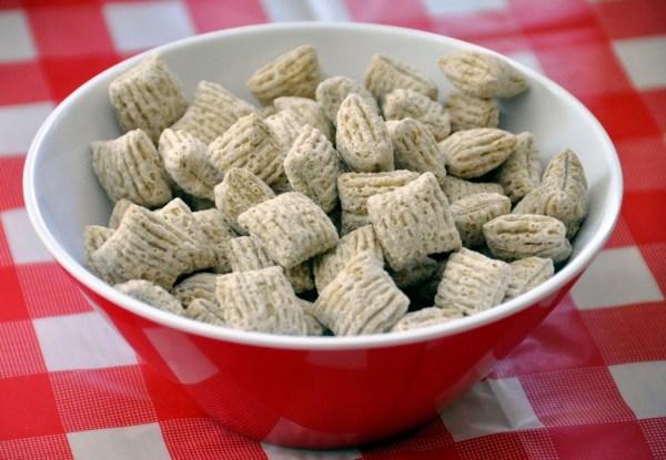 Mini-Wheats Crunch