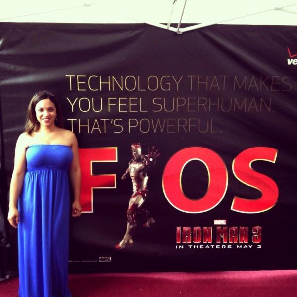 Iron Man 3 Pre Premiere