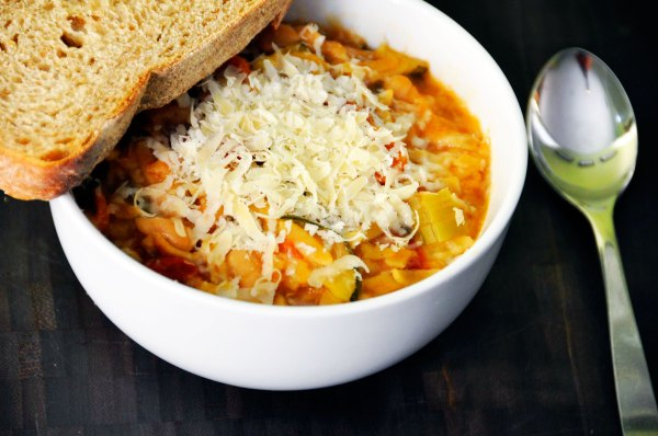Recipe: Crock Pot Minestrone Soup