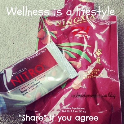 wellness is a lifestyle