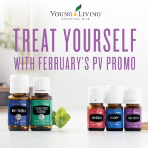 Young Living February 2017 promotion