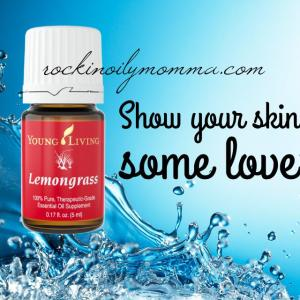 Young Living Lemongrass