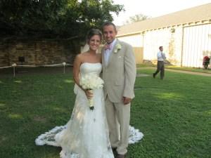 Best Wedding DJ in Central Texas