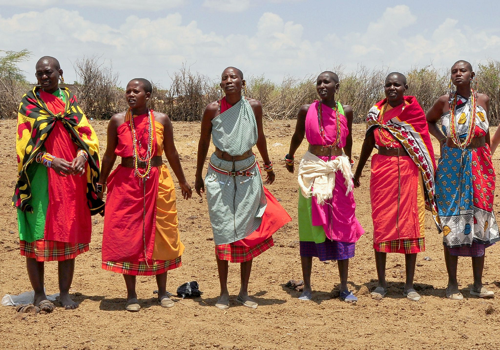 african tribal women