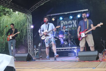Rock in the Priory 2016 The Abstracts
