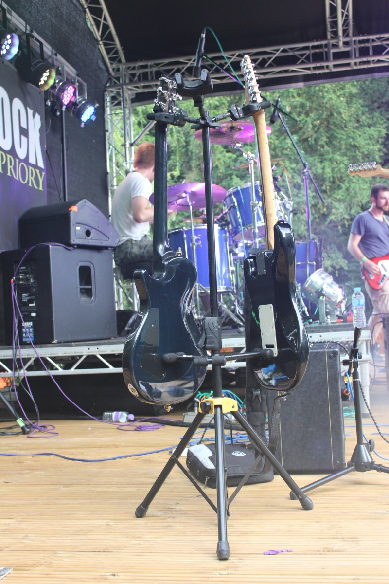 Rock in the Priory 2016