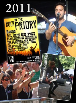 rock in the priory history
