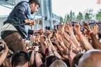 Deftones @ Budweiser Stage in Toronto