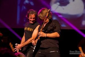 Rock Story - Jean Ravel et Élizabeth Diaga - Revue musicale Spectacle rock musique années Le capitol