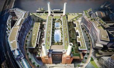 Apple изгражда своя нов UK кампус в Battersea - емблематичната сграда от Animals на Pink Floyd
