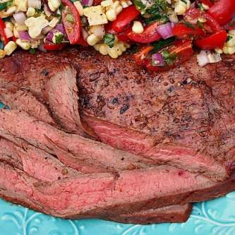 Chipotle Tequila Marinated Steak