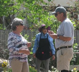 """Denver Botanic Gardens 2017 """"One Man Bonsai Show"""" Show Set Up Gallery:"""