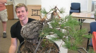Bjorn and finished Ponderosa Pine