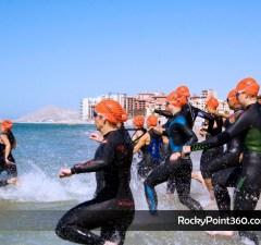 Rocky Point Triathlon-swimt 3