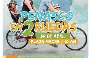 Peñasco on 2 wheels!